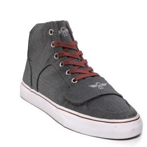Creative Recreation Cesario XVI Grey High Sneakers